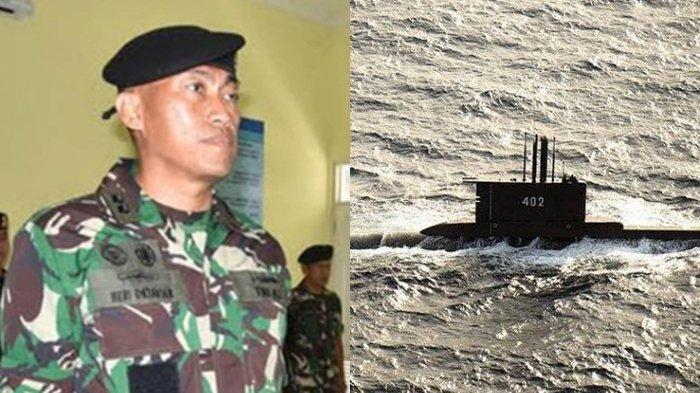 Komandan KRI Nanggala 402 Letkol Heri Oktavian Ternyata Berdarah OKU Sumsel, Keluarga : Mohon Doa