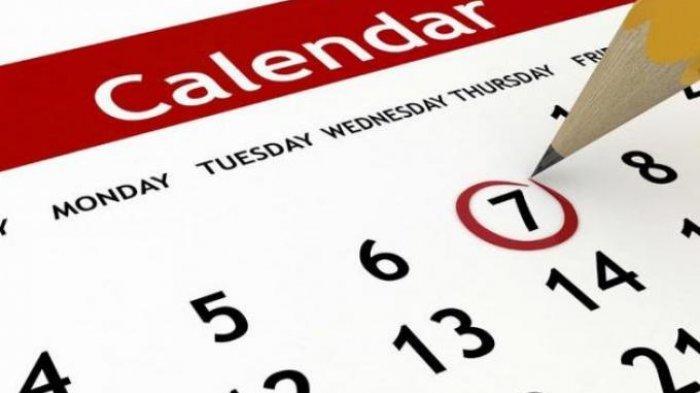 Kapan Tanggal Merah di Bulan Oktober? Ini Daftar Lengkap Hari Besar 2021, Libur Maulid Nabi Digeser