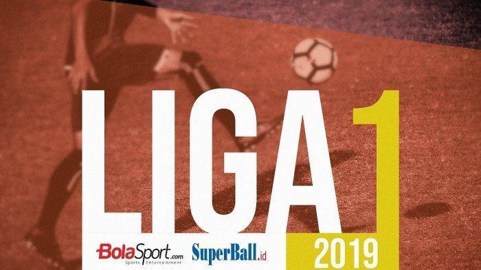 Klasemen Liga 1 2019: Menang Dari Persija Jakarta, Bali United Geser PSM Makassar Peringkat dua