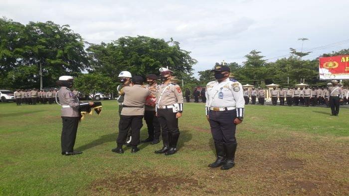 155 Personil Polres dan TNI Siap Amankan Pergantian Tahun di OKU