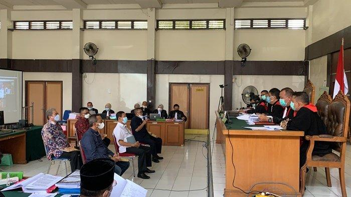 Daftar 5 Saksi dari DPRD Sumsel yang Hadiri Sidang Dugaan Korupsi Masjid Raya Sriwijaya