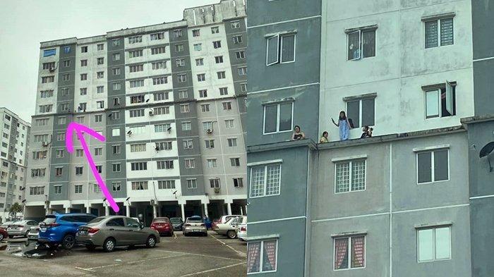 Video kelima wantia ini langsung menjadi viral di media sosial dna membuat mereka harus berurusan dengan polisi.