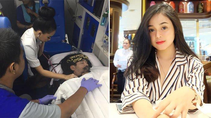 Limbad Alami Kritis, Putri Cantiknya Ungkap Hal Menyedihkan di Akun Instagramnya