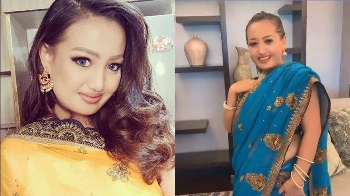 Sosok Lina Mukherjee yang Viral Pasca Hujat Lesty Kejora, 'Gila' Bollywood Nikahi Pria India