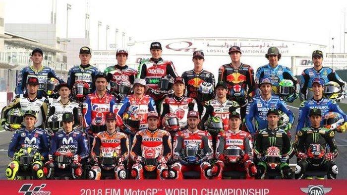Daftar Pembalap MotoGP 2019: Sisakan Satu Kursi, Dua Kursi Lenyap