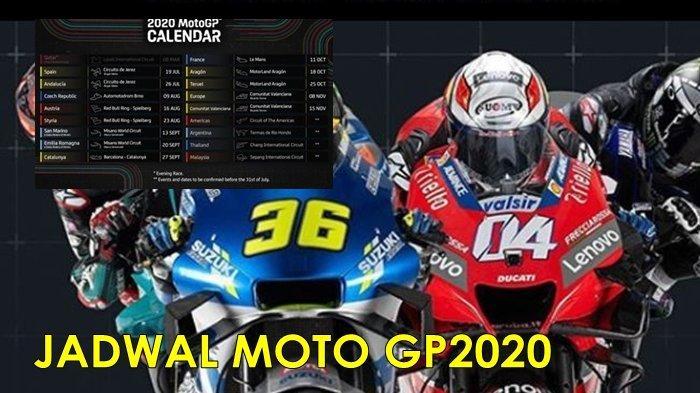 Jadwal MotoGP Portugal 2020, Nonton Link Live Streaming Gratis Cek Disini