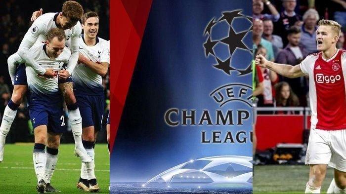SEDANG BERLANGSUNG! LINK Live Streaming Ajax VS Tottenham Liga Champion, Cek Disini Nonton Lewat HP