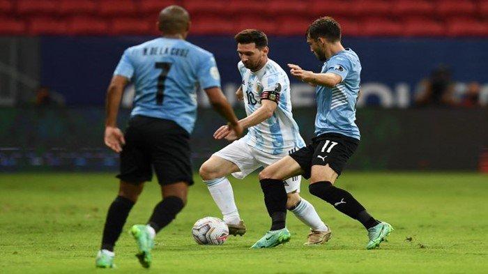 Jelang Argentina Vs Brazil, Presiden La Liga Bocorkan Nasib Messi: Tak Ada Klub Eropa yang Sanggup!