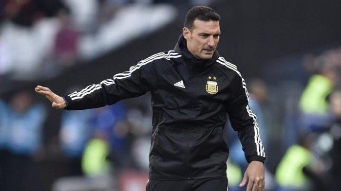 Dilema Scaloni Jelang Argentina Vs Brazil Copa America 2021, Pilih Senior atau Pemuda Dampingi Messi