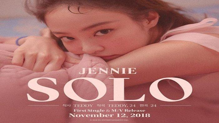 Lagu Solo Jennie Blackpink Trending Google, Ini Video ...