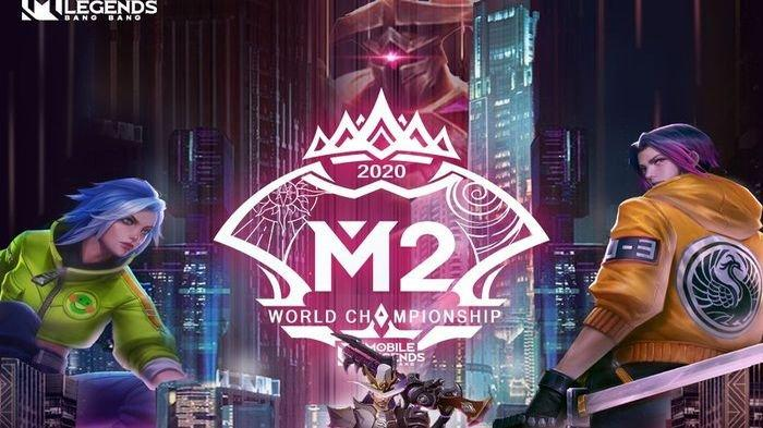 LINK Live Streaming M2 Mobile Legends World Championship - Asa All Indonesian Final di 2 Wakil Sisa