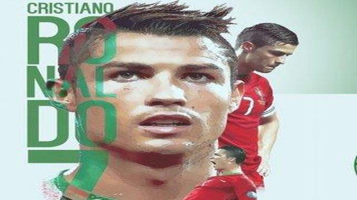 Tak Hanya Sebut Kapten AS Roma Cebol, Ronaldo juga Lakukan Diving