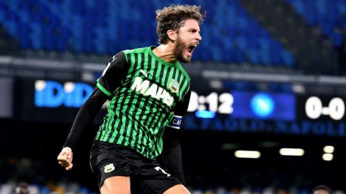 Profil Manuel Locatelli Pencetak Brace ke Gawang Swiss di Euro 2020, Sempat Disia-siakan  AC Milan