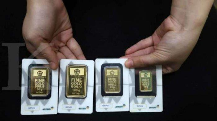 Harga Emas Antam Hari Ini, Kamis 7 Januari 2021 di Pegadaian Palembang Naik Drastis Ini Rinciannya