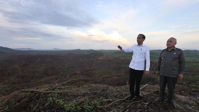 Pemindahan Ibukota Negara Jadi Beban Perekonomian Bukan Solusi Masalah