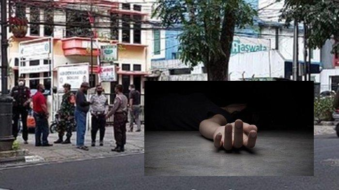 'Maaf Saya sudah tak kuat' Pesan Ketua Harian AKAR Jabar Sebelum Percobaan Bunuh Diri di Balai Kota