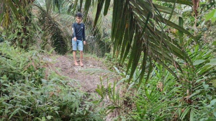 JATANRAS Polda Sumsel Turun Tangan, Misteri Penembakan Sugeng di Kebun Sawit Desa Embacang