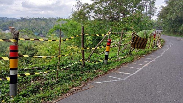 Kawasan Rawan Longsor di Pagaralam, Waspada Jika Ingin Rayakan Libur Natal dan Tahun Baru 2021
