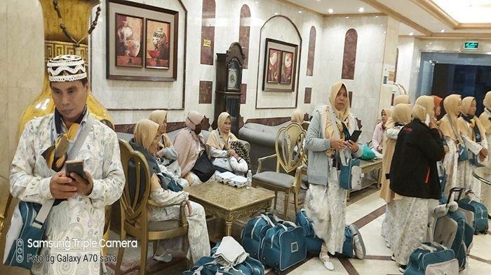 Jamaah Umrah Asal Sumsel Sukses Tembus Bandara King Aziz Kosong Melompong, Begini Penampakan Madinah