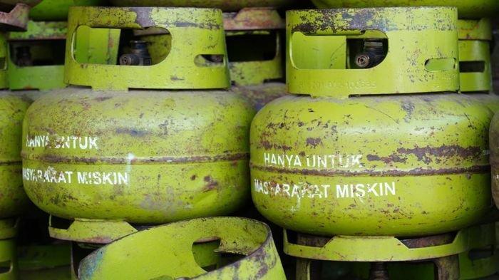 Hadapi Lebaran Gas LPG 3 Kg di OKU Raya Aman, Ada Penambahan 10 -12 Persen