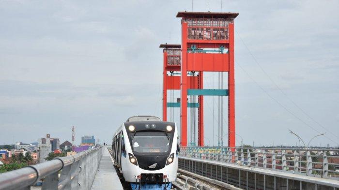 Tambah Jam Operasional Light Rail Transit
