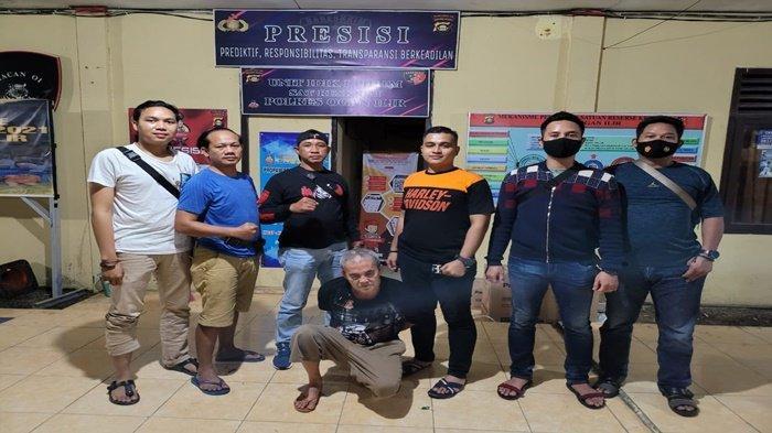 Melubangi Pipa Minyak Pertamina dari Prabumulih ke Plaju, 2 Tahun Diburu, Pria 48 Tahun Ditangkap