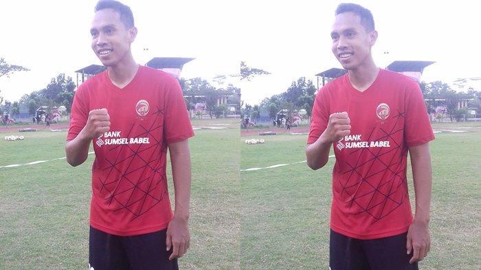 Rela Turun Kasta, Lucky Wahyu Punya Alasan Tinggalkan Persela dan Bergabung ke Sriwijaya FC
