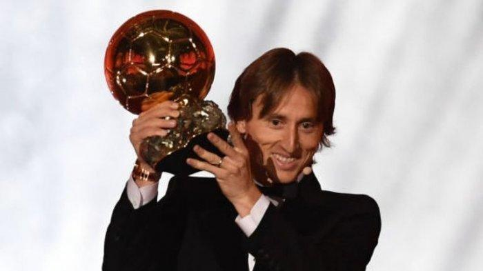 Senang Modric Jadi Pesepak Bola Terbaik, Ibrahimovic: Kita Sedarah