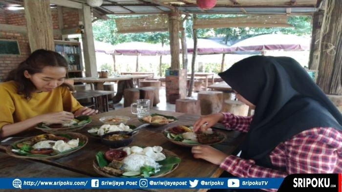 Maatoa Eco Canteen, Warung Go Green Sedia Menu Berbumbu Rempah Alami, Ada Paket Rp 5 Ribu Per Porsi