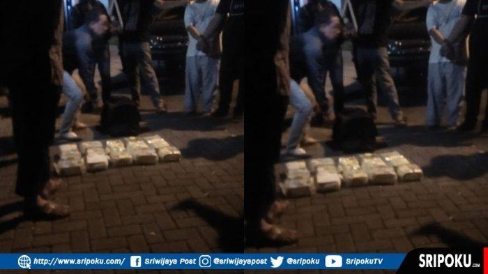 Pasutri yang Ditangkap Mabes Polri di Palembang dengan BB 26 Kg Sabu-sabu, si Suami Mantan Polisi