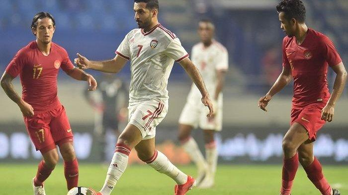 Kualifikasi Piala Dunia 2022 - Hadapi Indonesia, Timnas UEA Panggil 3 Pemain Naturalisasi