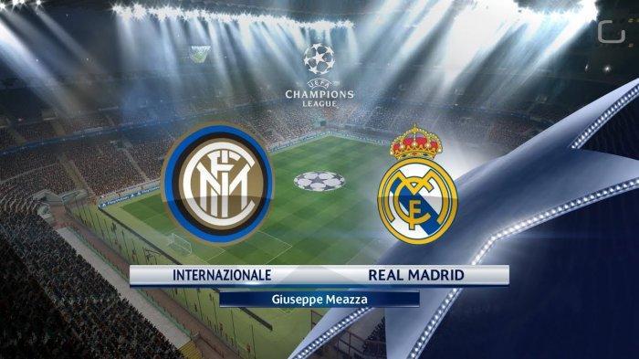 Klasemen Terkini Liga Champions Jelang Duel Seru Inter Milan vs Real Madrid Live SCTV Cek Disini