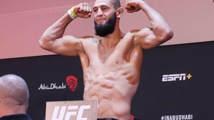 Semua Jagoan UFC Ogah Lawan Khamzat Chimaev kecuali Petarung yang Satu Ini