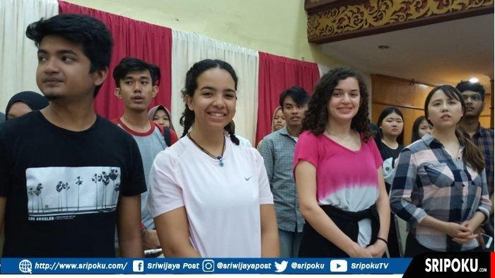 HUT Kabupaten OKU ke-109 Semakin Semarak Dengan Kehadiran Mahasiswa dari Luar Negara
