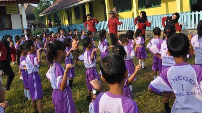 Peduli Pendidikan Anak di Desa, Mahasiswa Psikologi UNSRI Gelar 'Psikologi Mengajar' Demi Masa Depan