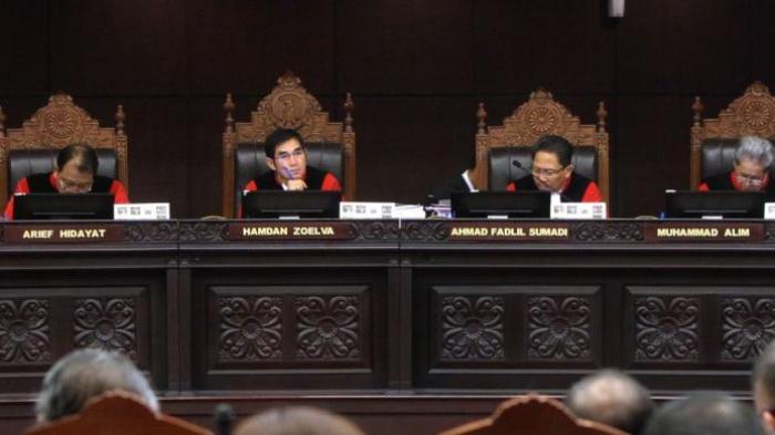 Putusan Gugatan Prabowo Setebal 4.390 Halaman