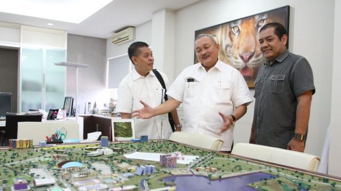 Pemprov Sumsel Bakal Bangun PLTS di Jakabaring
