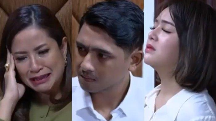 Sedang Berlangsung SInetron Ikatan Cinta 15 April 2021: Mama Rosa Temui Nino Bicara Soal Elsa & Roy