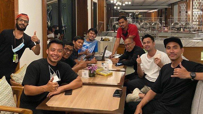 Raffi Ahmad Ajak Selebritis Gabung, RANS Cilegon FC Punya Direktur Teknik dari Artis, Siapa?