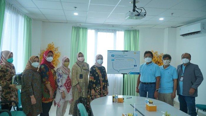 Institusi Kesehatan Prioritas Utama, Hari Pelanggan Nasional 2021, UIW S2JB Berkunjung Ke RS Hermina