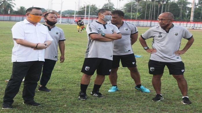 Muba Babel United Akhiri Kerjasama Dengan Bambang Nurdiansyah, Putuskan Boyong Pelatih dari Sumatera