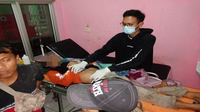 Jalan Kaki Satu Km Lintasi Hutan Belukar, Seorang Anggota Komunitas Mancing Mania Baturaja Meninggal