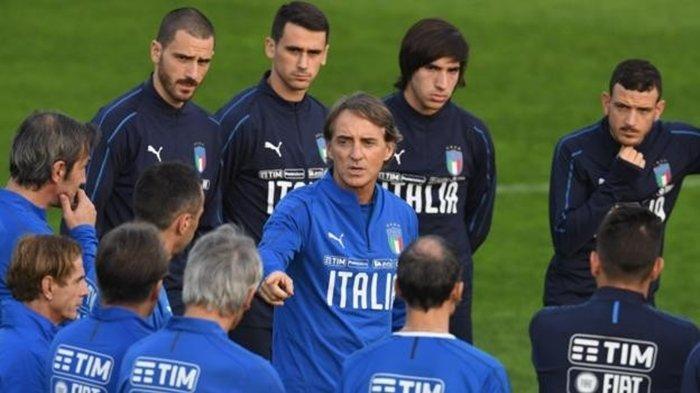 2 Super Sub Roberto Mancini Antar Italia ke Babak 8 Besar Euro 2020, Donnaruma Akhirnya Kebobolan