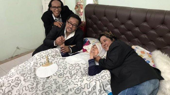 Sakit, Begini Cara Aminah Cendrakasih Hafal Dialog dalam Si Doel The Movie