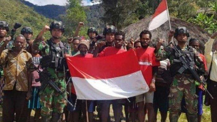 Tenius Tabuni Anggota Teroris KKB Papua Kembali ke NKRI, Hampir Mati Tersiksa & Ditipu: Kelaparan