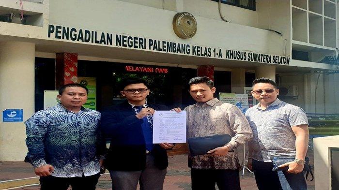 Berkas Putusan Bercampur dengan Kasus Pencurian Kotak Amal, Leo Mantan Ketua Kadin PALI Ajukan PK