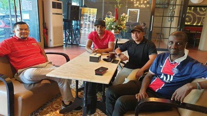Jadi Buruan Sriwijaya FC, Osas Saha Akhirnya Beri Harapan: Jangan Buru-Burulah