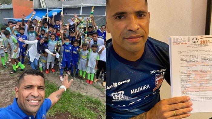 BREAKING NEWS: Sempat Galau Beto Terima Tawasan Madura United, Sempat Tunggu Kabar dari Sriwijaya FC