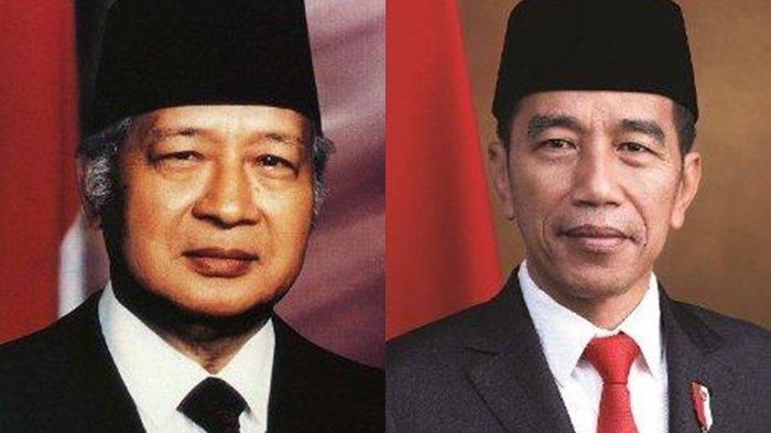 Mantan Wakil Presiden Sebutkan Perbandingan Era Soeharto dan Jokowi, Anggaran Pembangunan Dibahas