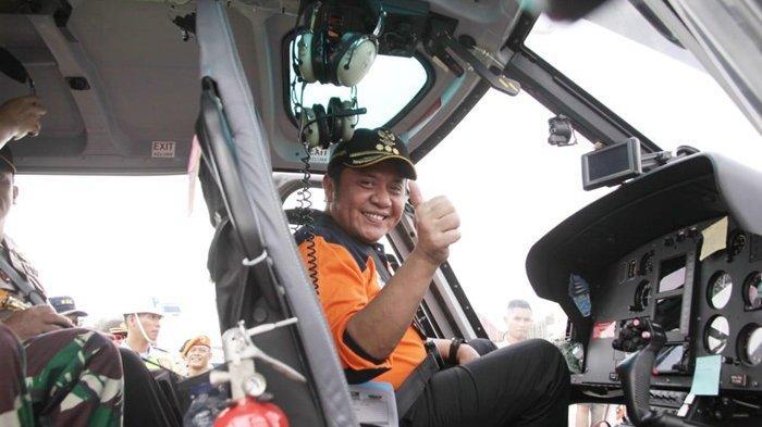 TNI Tarik Kembali Pesawat TMC Karena Temui 2 Kendala, 6 Helikopter Fokus Water Bombing Lahan Sumsel